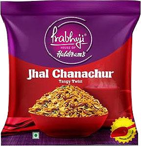 Prabhuji Jhal Chanachur - Tangy Twist