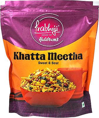 Prabhuji Khatta Meetha - Sweet & Sour Mix
