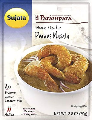 Parampara Prawn Masala Mix