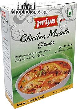 Priya Chicken Masala Powder