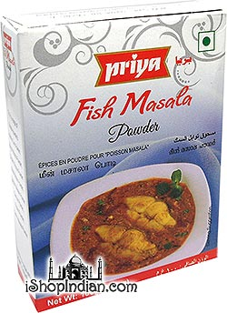 Priya Fish Masala Powder