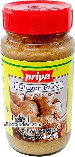 Priya Ginger Paste