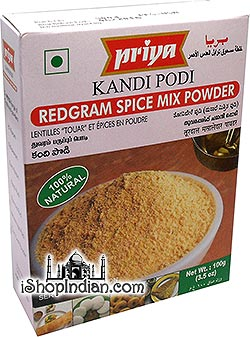 Priya Kandi Podi - Redgram Spice Mix Powder