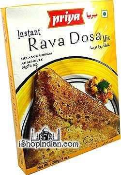 Priya Rava Dosa Instant Mix