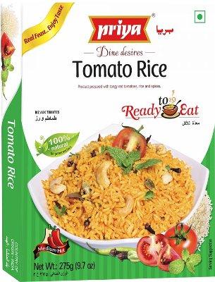 Priya Tomato Rice (Ready-to-Eat)