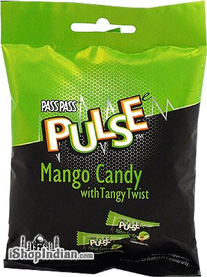 Pulse Mango Candy With Tangy Twist - 3.5 oz