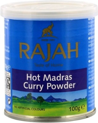 Rajah Madras Curry Powder - Hot