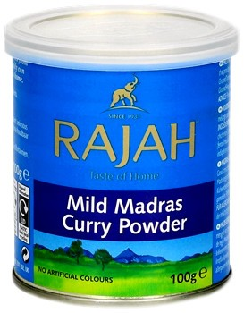 Rajah Madras Curry Powder - Mild