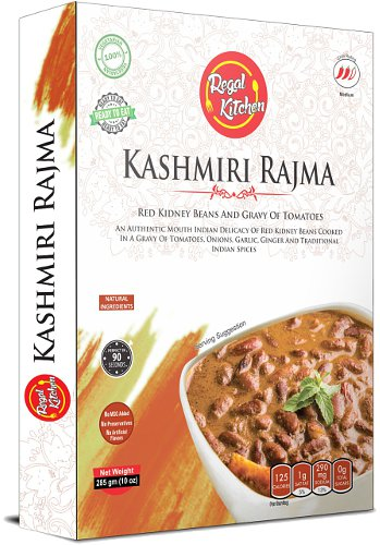 Regal Kitchen Kashmiri Rajma (Ready-to-Eat) - BUY 2 GET 1 FREE!