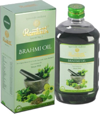Ramtirth Brahmi Oil - 200 ml