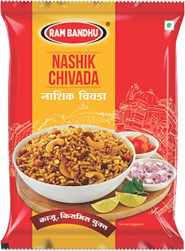 Ram Bandhu Nashik Chivada - 250 gms