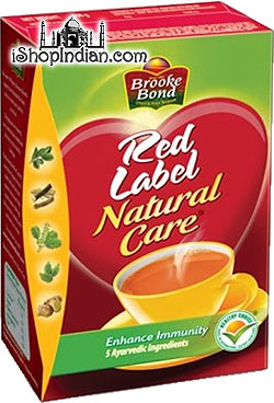 Brooke Bond Red Label Natural Care Tea - 250 gms