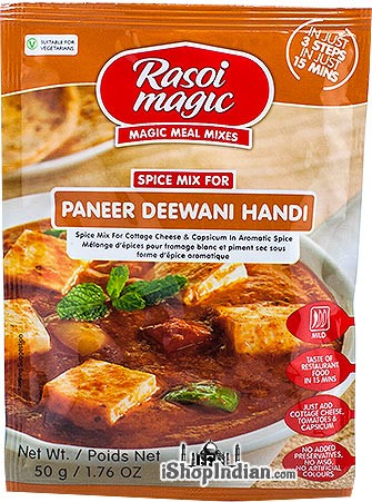 Rasoi Magic Paneer Deewani Handi Mix