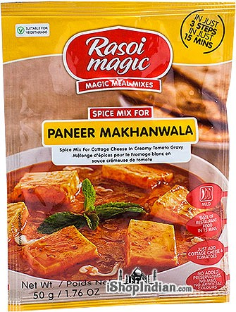 Rasoi Magic Paneer Makhanwala Mix