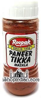 Roopak Paneer Tikka Masala