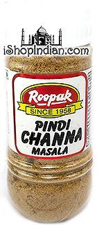 Roopak Pindi Chana Masala