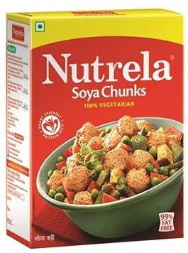 Nutrela Soya Chunks + 10% FREE