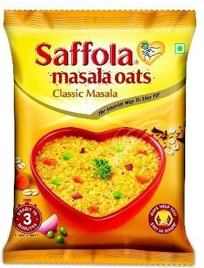 Saffola Masala Oats - Classic Masala