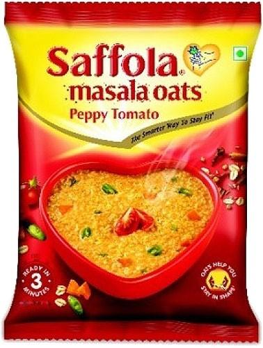 Saffola Masala Oats - Peppy Tomato