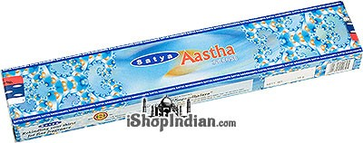 Satya Aastha Incense - 15 gms