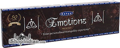 Satya Emotions Incense - 50 gms
