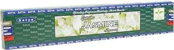 Satya Supreme Jasmine Incense - 15 gms