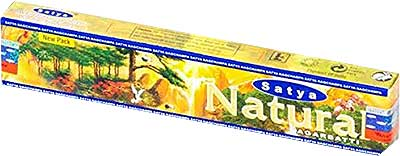 Satya Natural Incense - 15 gms