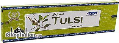 Satya Supreme Tulsi Incense - 50 gms