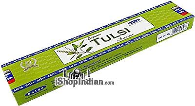 Satya Supreme Tulsi Incense - 15 gms