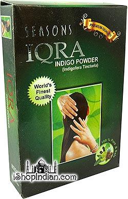 Seasons Iqra Indigo Powder