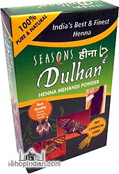Seasons Dulhan Herbal Henna Mehandi Powder