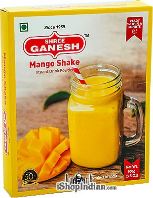 Shree Ganesh Mango Shake Instant Drink Powder
