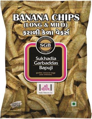 Sukhadia Garbaddas Bapuji Banana Chips (Long & Mild)