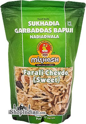 Sukhadia Garbaddas Bapuji Potato Sticks Sweet- Farali Chevdo (Sweet)