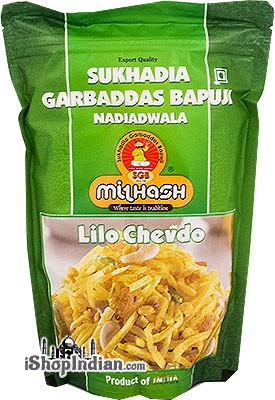 Sukhadia Garbaddas Bapuji Lilo Chevdo (Potato Sticks)