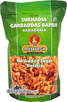 Sukhadia Garbaddas Bapuji No Added Sugar Hotmix