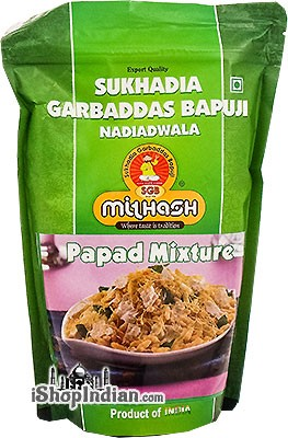 Sukhadia Garbaddas Bapuji Papad Mixture