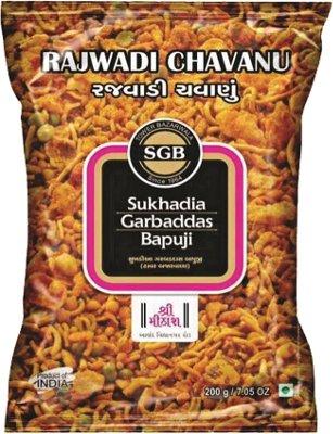 Sukhadia Garbaddas Bapuji Rajwadi Chavanu (Spicy Mixture)