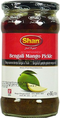 Shan Bengali Mango Pickle