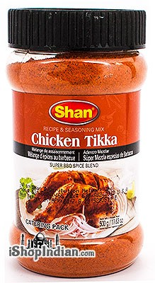 Shan Chicken Tikka (Barbeque) Masala (Catering Pack)