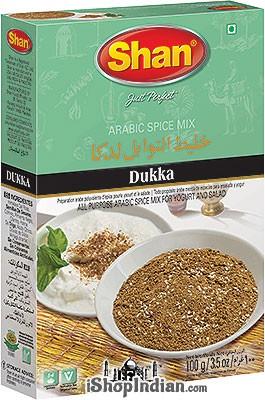 Shan Dukka (Arabic Spice Mix)
