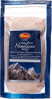 Shan Virgin Pink Himalayan Salt (Fine) - 28 oz