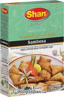 Shan Sambosa (Arabic Spice Mix)