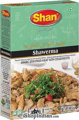 Shan Shawerma (Arabic Spice Mix)