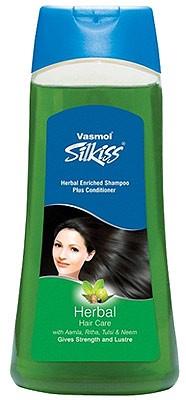 Silkiss Herbal Amla, Tulsi, Reetha & Neem Shampoo