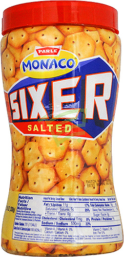 Parle Monaco Sixer (Salted)
