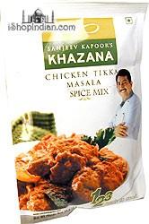 Sanjeev Kapoor's Khazana Chicken Tikka Masala Spice Mix