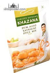 Sanjeev Kapoor's Khazana Dum Aloo Kashmiri Spice Mix