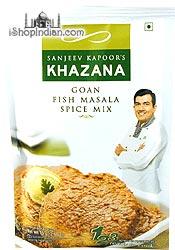 Sanjeev Kapoor's Khazana Goan Fish Masala Spice Mix