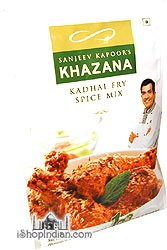 Sanjeev Kapoor's Khazana Kadhai Fry Spice Mix